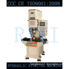 riveting-machine,riveting machine for sale,FBY-XKC-B Series of Double Location Hydraulic Riveting Machine