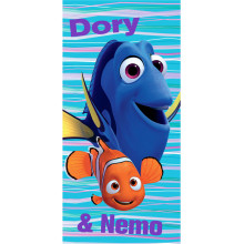 Printed Microfiber Cartoon Rectangular Beach Towel