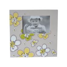 Silk-Screen MDF Photo Frame for Home Decor