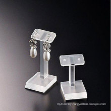 Elegant Earring Display Holder, Acrylic Display Stands for Jewelry