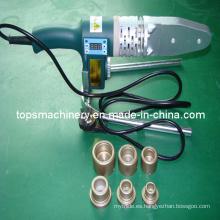 Máquina de soldadura de la soldadura de la pipa del tubo de PPR