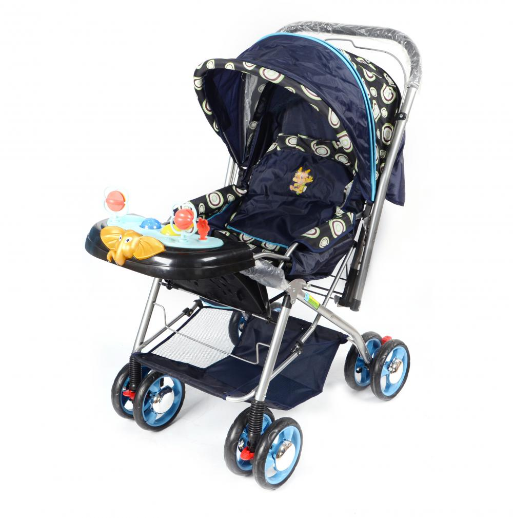 Mosquito Net Baby Stroller with Canopy