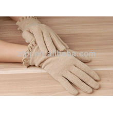 wholesale wool glove for three seasons manufacture