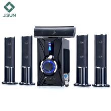 Sistema de altavoces para el hogar uk control de volumen con bajo