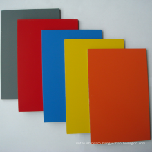 standard size 3mmx0.12mm design aluminum composite panel and acp sheet for advertising panel