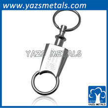 Promotion personalized cheap keychains