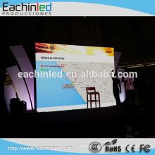 Eachinled polychrome led tv panneau P2 P3 led vidéo mur P2.5 publicité intérieure led affichage