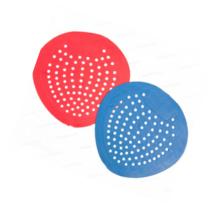 Custom logo printed available disposable deodorant urinal screen mats