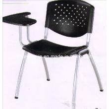 Tablet de plástico cadeira de alta qualidade e forte uso Popular para a escola e a palestra móveis