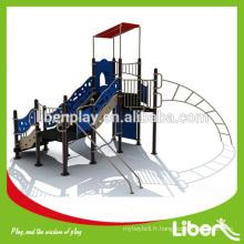 Top marque en Chine Haute qualité CE approuvé Novel Design PE Board Outdoor Playground
