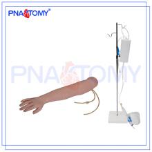 PNT-TA002 Modelo de entrenamiento de enfermería de punción de brazo IV