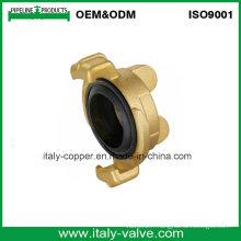 Raccord adapté aux besoins du client de tuyau d'articulation de joint de fil en laiton (AV-BF-7032)
