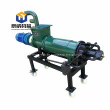 Separador sólido-líquido de estiércol de cerdo de alta eficiencia