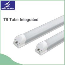 10W T8 integriertes LED Röhrenlicht
