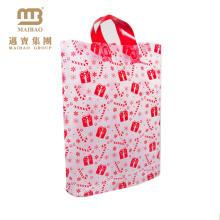 Werbeartikel Großhandel Günstige Benutzerdefinierte Gedruckt Gym Sport Rucksack LDPE Kunststoff Benutzerdefinierte Kordelzug Taschen mit Logo