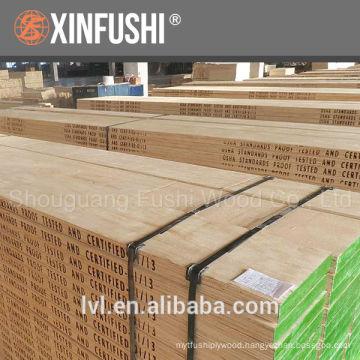 China pine lvl formwork waterproof Scaffold plank board