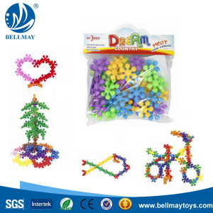 Sunflower Building Block Figures Toys