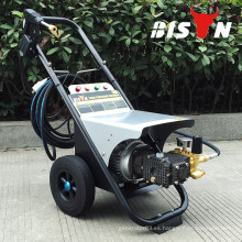 BISON Marca lavadora de alta presión del coche, lavadora de alta presión de coche de casa, lavadora de alta presión portátil del coche