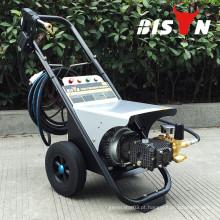 Lavadora de carro de alta pressão da marca BISON, arruela de carro de alta pressão doméstica, lavadora portátil de alta pressão para carros