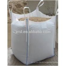 U typ 500 kg fibc tasche / große tasche / jumbo tasche / super säcke (für Sand, Baumaterial, chemische, dünger, Mehl, Zucker Etc)