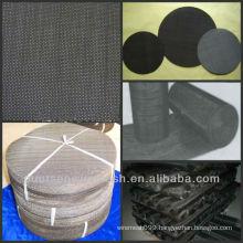 high quality Black Wire Cloth
