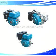 Motor a gasolina pequeno refrigerado a ar Motor de gasolina pequeno Motor de gasolina com 9hp