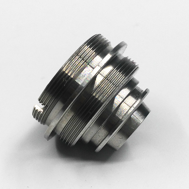 Stainless steel turning thread