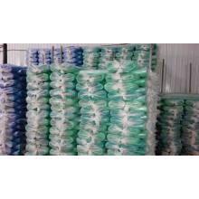 HDPE moustiquaire en plastique 14mesh pour fenêtre et porte