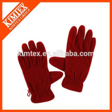 Embroidery Logo Cheap Fleece Glove