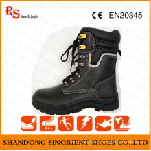 Fashion Police Safety Boots Military Boot for Police