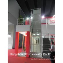 OTSE elevador de passageiros de luxo elevador de elevador de casa do fabricante do elevador