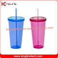 850ml Single Wall Straw Cup (KL-SC095)