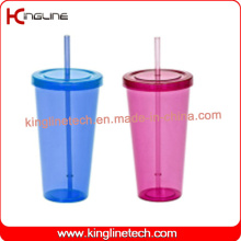 850ml Single Wand Stroh Tasse (KL-SC095)