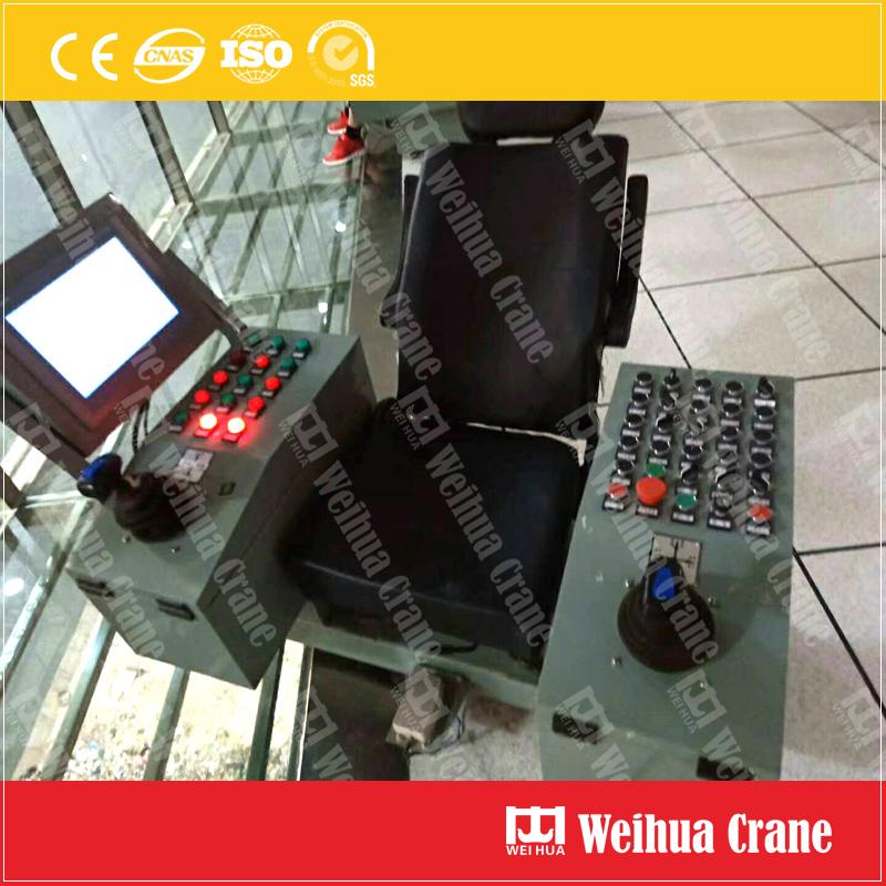 Crane Operating Console
