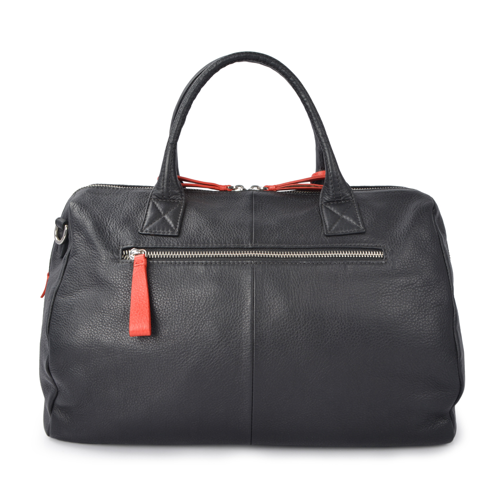 Leather Travel Bag Tote Duffel Weekend Bag