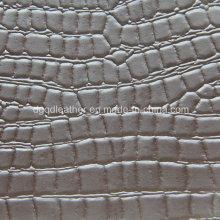 Fashion Crocodile Design for Bag PU Leather (QDL-53172)