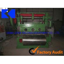 Streckmetall-Maschenmaschine / Ziegel-Neuschneidungsgitter, das Maschine herstellt (Herstellung)