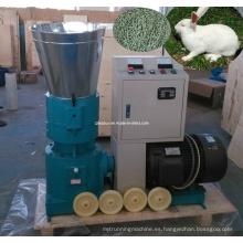 Pelletizador de alimentación pequeña, Pellet de alimentación que hace la máquina, Pelletizador de alimentación animal (PM-260B)