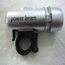 Super bright bicycle white led head light