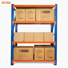 Medium duty hs code steel warehouse rack for bulk storage