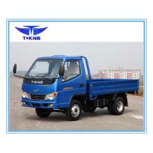 Caminhão leve diesel novo do dever de 30kw 40HP, recolhimento 1 tonelada (1000kg)