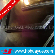Ribbed Cleat Rubber Conveyor Belt