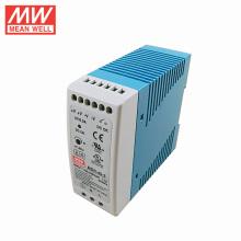 MW MDR-40-5 Mini-Größe UL & CUL & TÜV & CB & CE PFC 6A 30W 5V DIN-Schiene Netzteil
