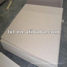 Tablero acústico / tablero partical