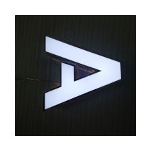 Outdoor large led letters with Alphabet led letter sign  free standing letters wholesale