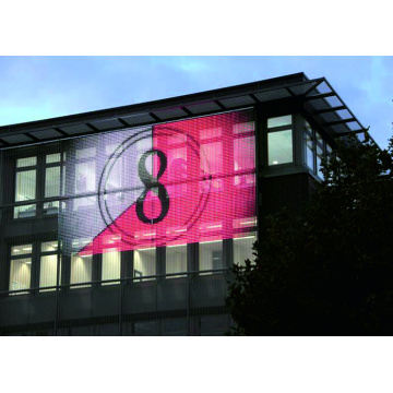 Easy Maintenance Ourdoor Curtain LED Display