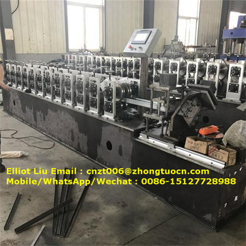 Mesin Roll Forming Logam Stud