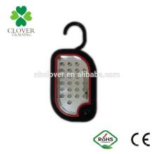 24 + 3 LED 13000-1500MCD levou luz de trabalho, levou pendurado luz