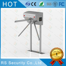 Vertical Bus Station Tripod Turnstile Gate Systems