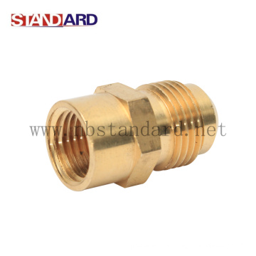 Brass Gas Fitting Tee/Coupling/Nut